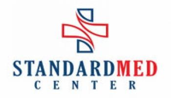 StandardMed Center Logo