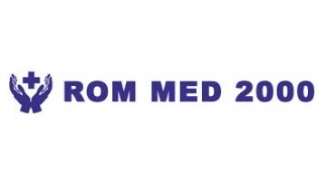 Rom Med 2000 Logo