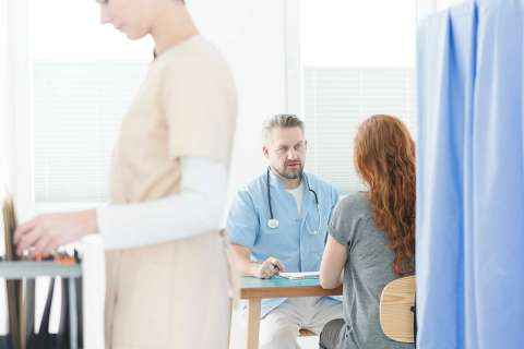 Pachet standard ginecologie oferit de Dr. Niculescu!