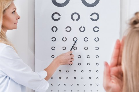Pachet complet oftalmologie