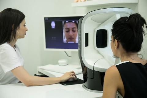Scanare Faciala VISIA + Plan personalizat de tratament