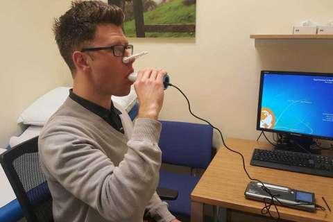 Consultatie Medicina Interna + Spirometrie