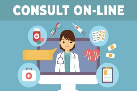 Consultații medicale on-line