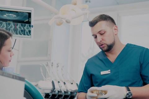 Consult ortodontie medic specialist